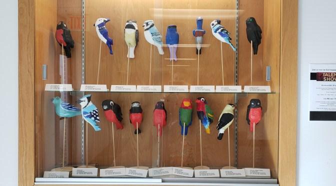Reductive Birds