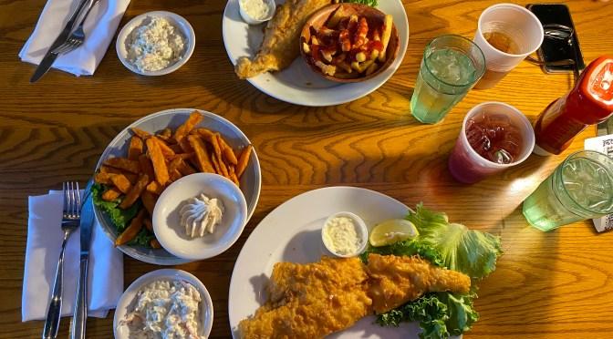 ISO Fish Fry – The Retreat