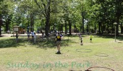 Hooping Herman Park 9