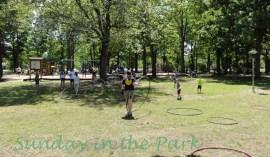 Hooping Herman Park 9