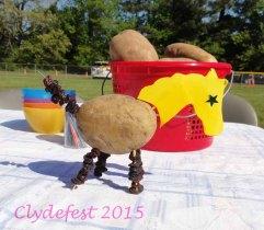 Mr. Potato Horse
