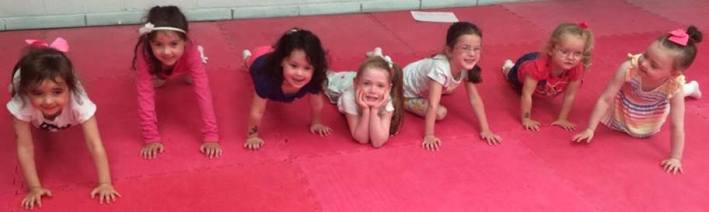 Madison,Millie,Lilly,Fiadh,Mya,Cadhla and Lacey at work :)