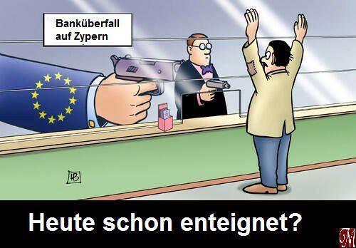 Bankueberfall
