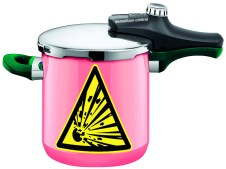 Schnellkochtopf-WMD-Massenvernichtungswaffen