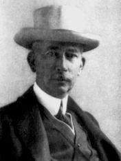 Oberst Edward Mandell House (1854-1938)