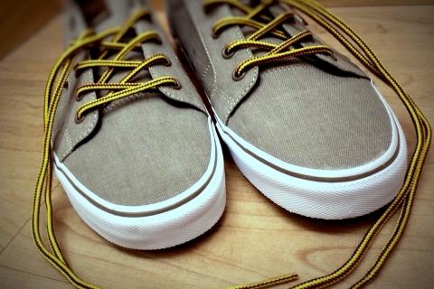 靴紐がほどけてしまう謎がついに解明!!なぜほどけるのか?ほどけない方法とは!?
