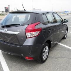 Toyota Yaris Trd Uae Buku Panduan All New Kijang Innova Hatchback 2015 For Sale  Kargal