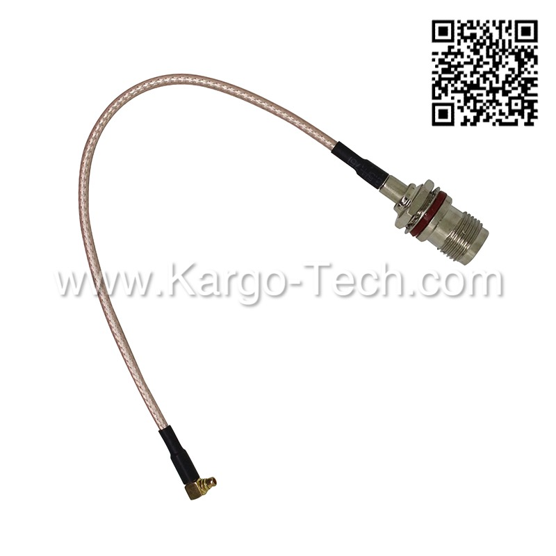 Radio Antenna Connector Replacement for Trimble TSC2