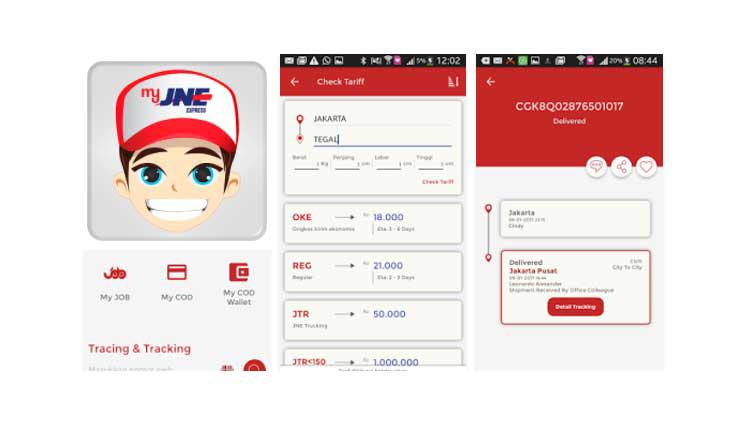 Kargoku - aplikasi jne - aplikasi my jne - daftar aplikasi pengiriman barang dan jasa - aplikasi logistik - cara mengirim barang atau dokumen