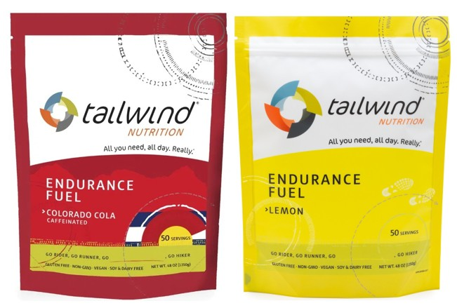 Tailwind Endurance Fuel will be the official sportsdrink at KURF