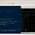 frdm kl25 demo screenshot