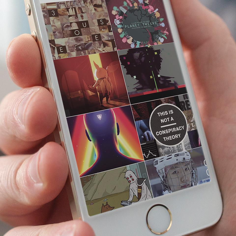 Vimeo App Redesign