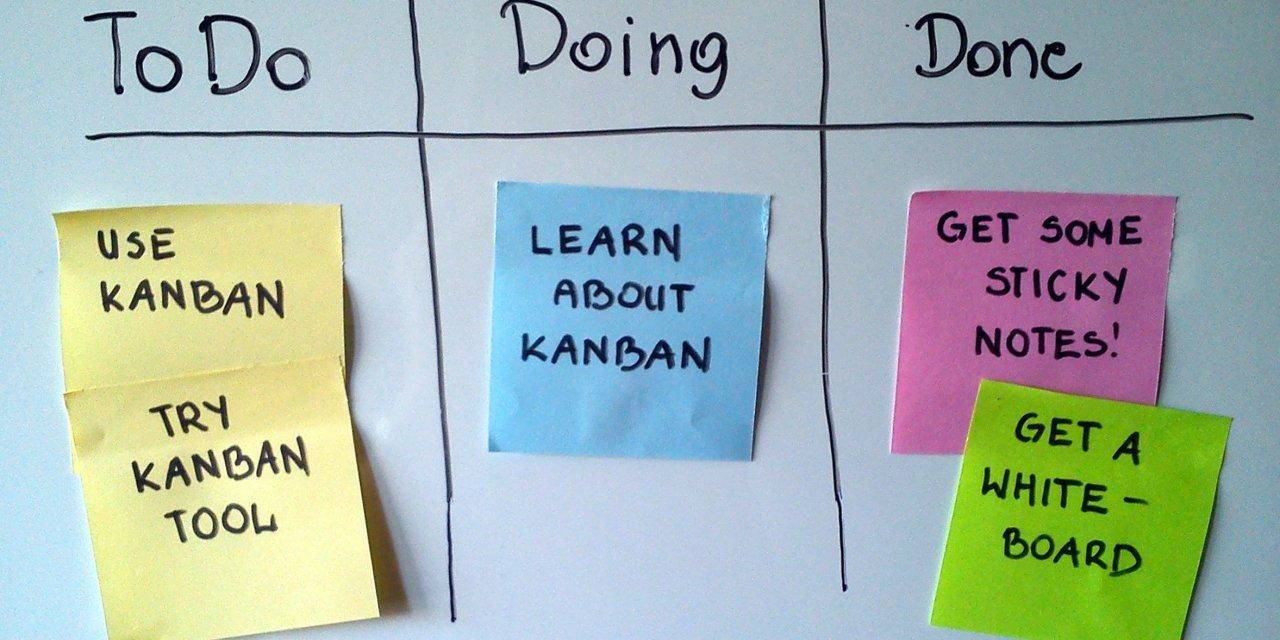 Wykorzystaj metodę Kanban w codziennej pracy