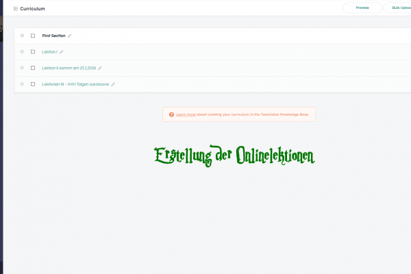 WebseitenpflegeII