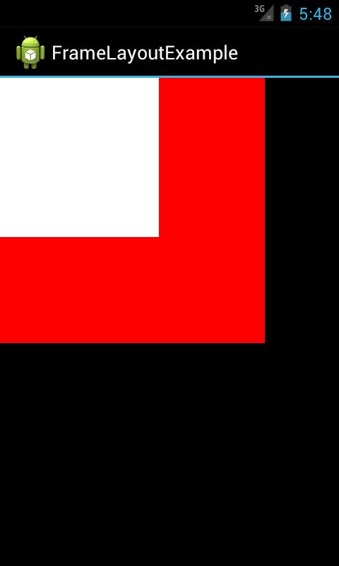 Android FrameLayout Example – KarimVarela