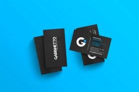 GABBINETTO_Design_cartão de visitas