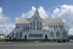 St. George's Cathedral, Georgetown, Guyana -- Karina Noriega