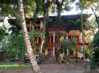 Bruno's Hotel, Fronteras, Rio Dulce, Guatemala -- Karina Noriega
