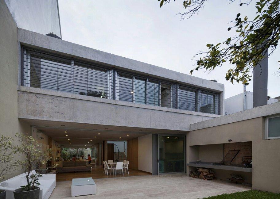 Edificio Casa Libertad - Arquitectura del Vidreo - Karin Bia - Uruguay