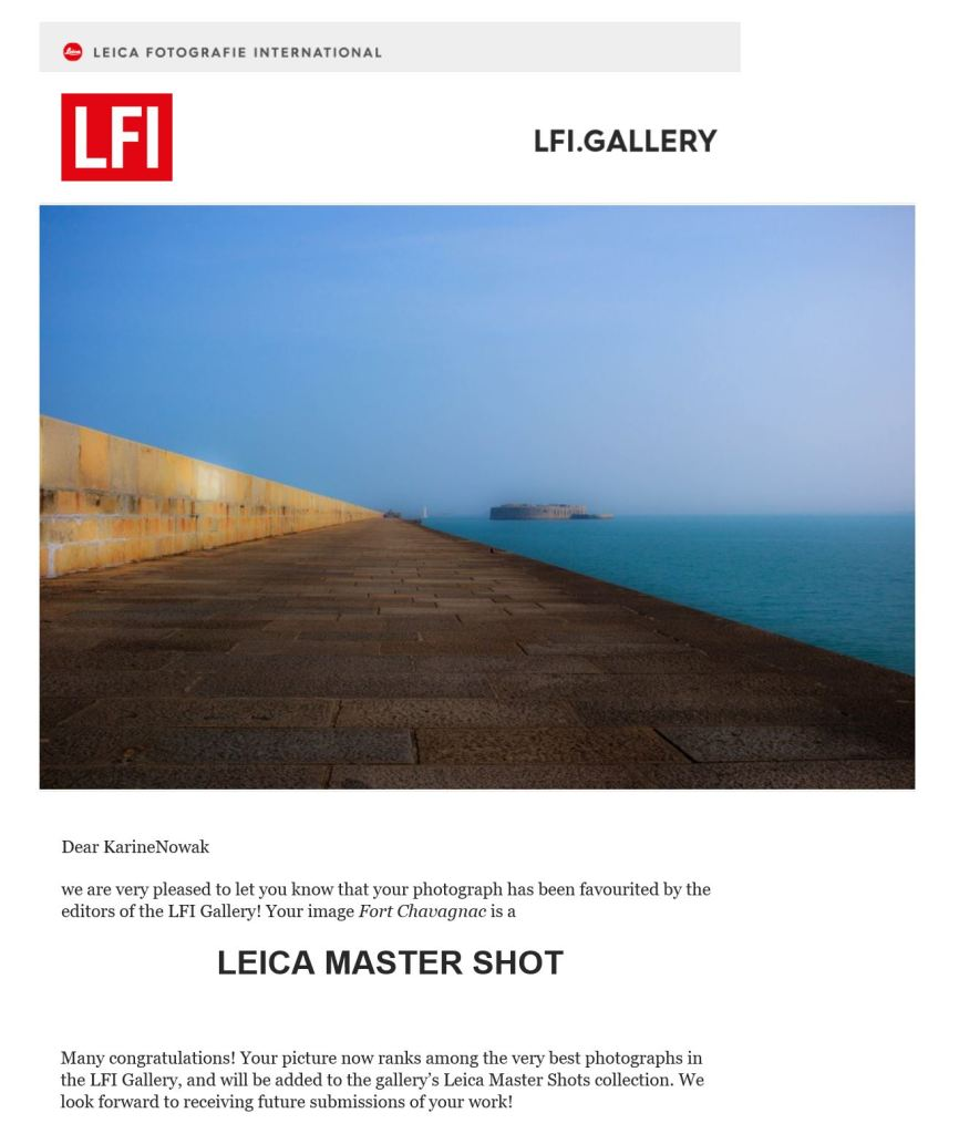 Leica Fotografie International LFI Gallery Karine Nowak
