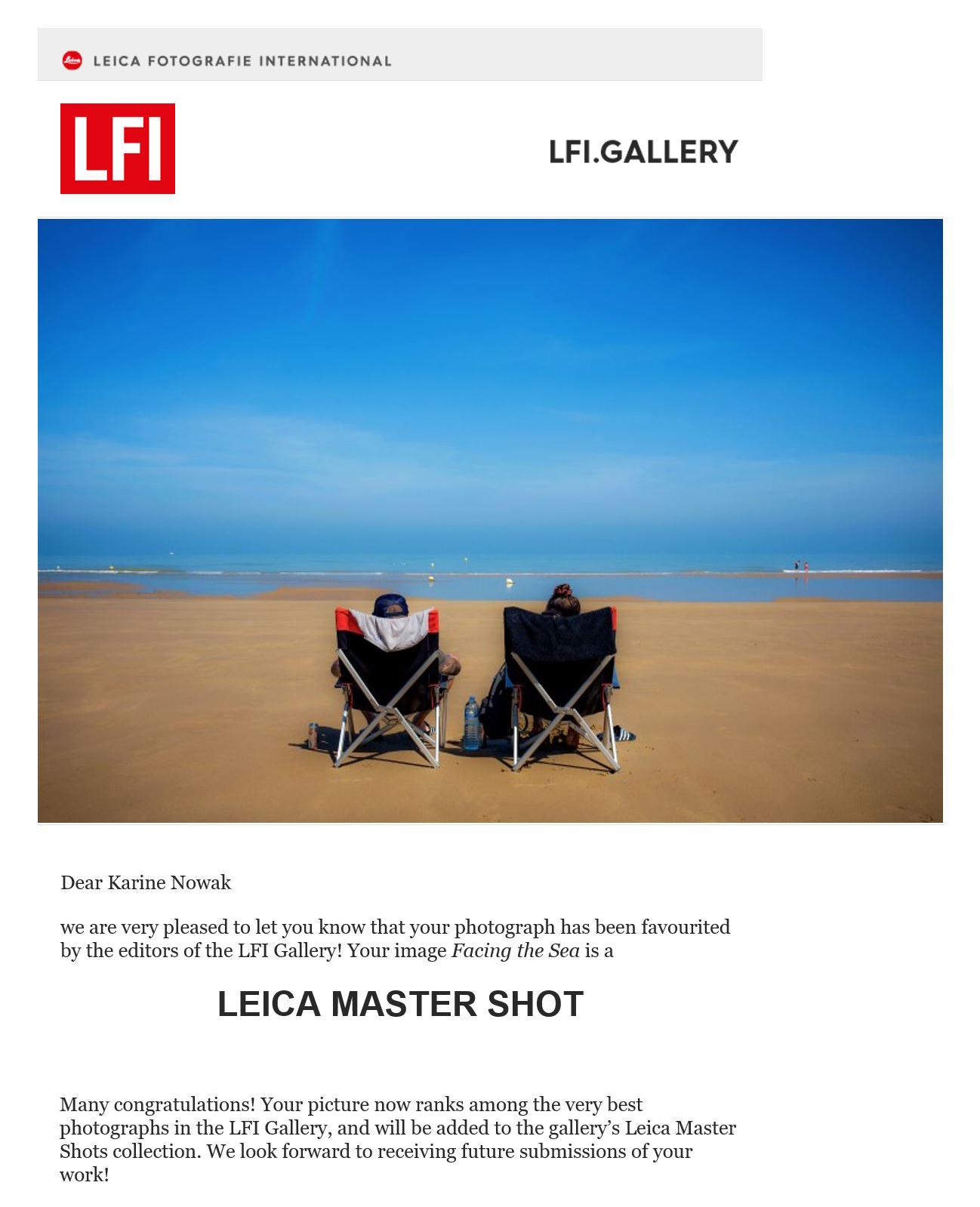 Leica Fotografie International - Karine Nowak
