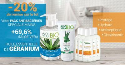 kit anti bacterien