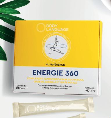 Body Language Energie 360