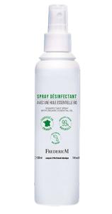 Spray désinfectant Frédéric M