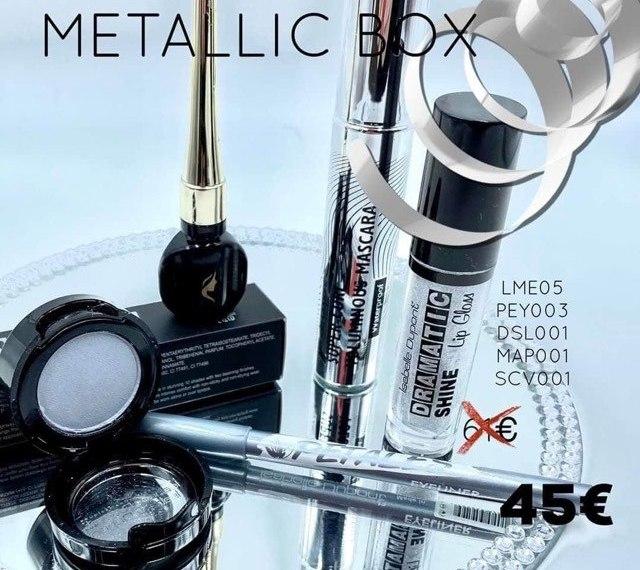 box metallic Onikha