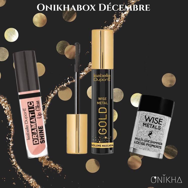 Boîte Onikha décembre