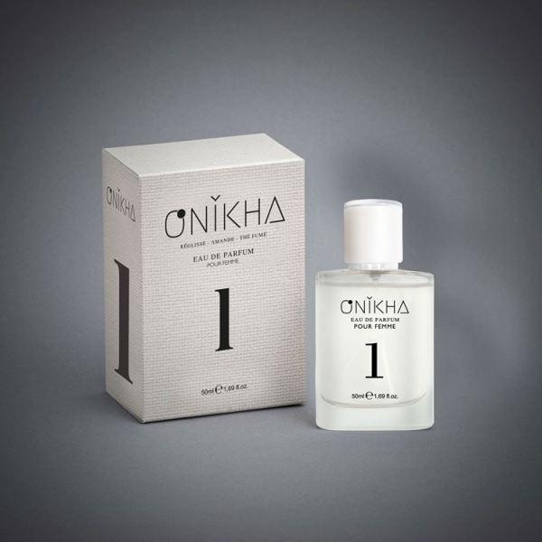 Onikha Parfums - Mcnutrition - karinealook - Eau de parfum pour femme 1 - ONK001 - inspiré de la petite robe noire