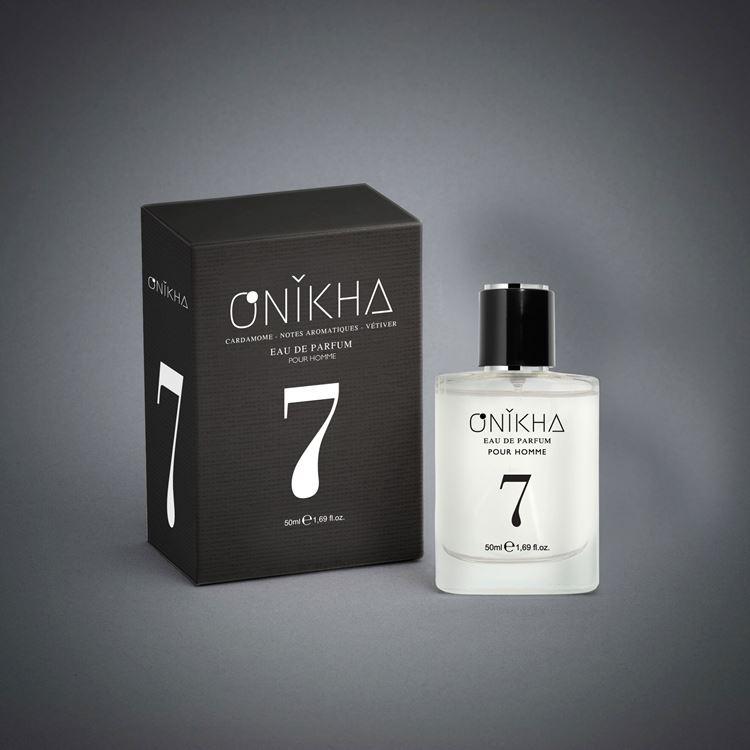 Onikha Parfums - Mcnutrition - Karinealook - Eau de parfum pour homme 7 - ONK032 - inspiré de la nuit de l'homme