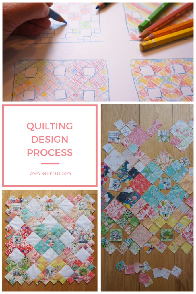 designing a quilt top