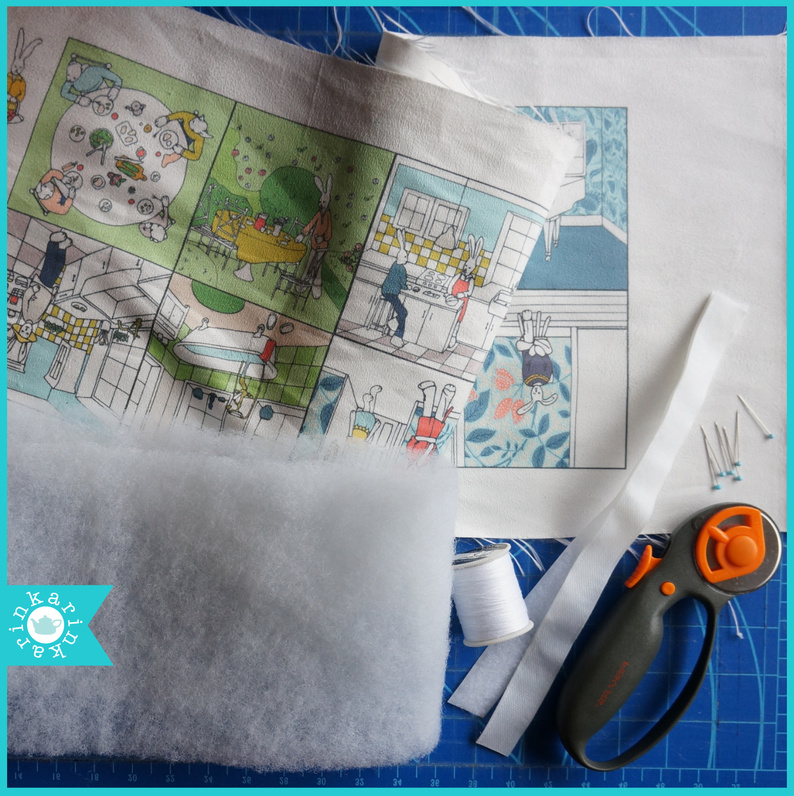 cut and sew toddler book