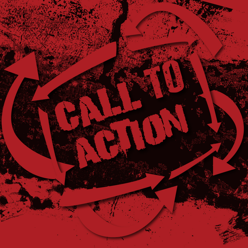 Call to Action Game Logo