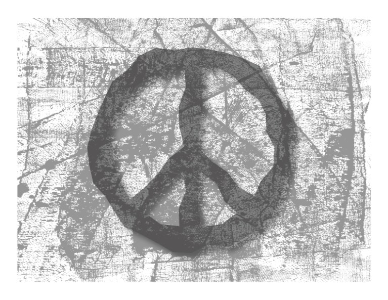 Peace Movement Puzzle - Call to Action Game