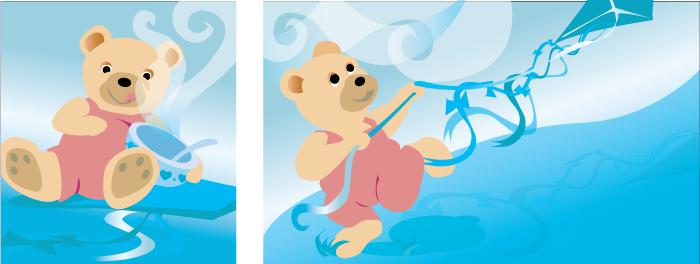 Stolery Cuddle Bear | Winnipeg Stolery Hospital | Burlodge