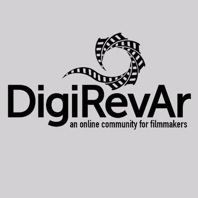 DigiRevAR   Logo