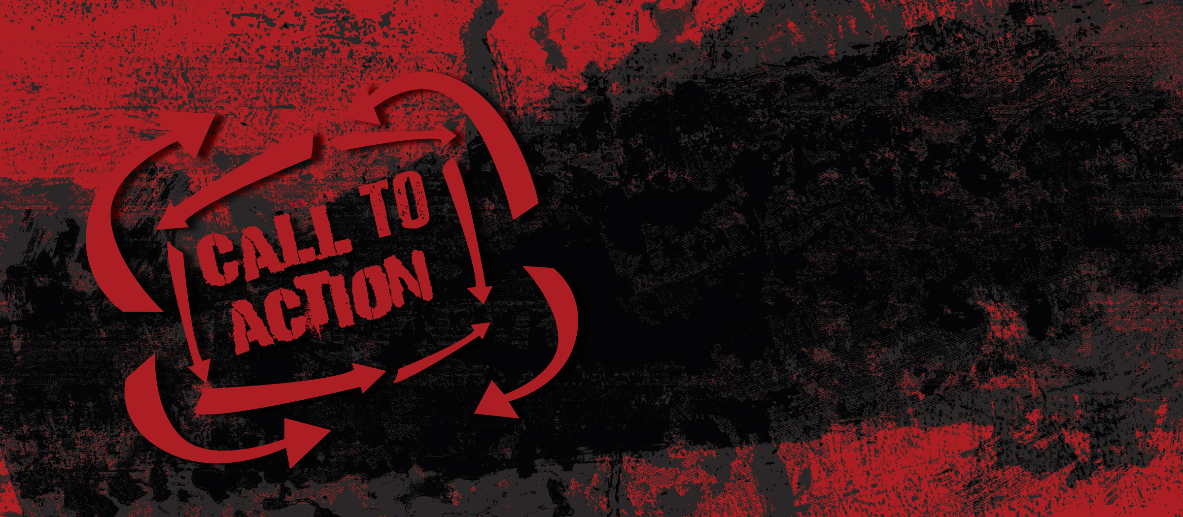 Call to Action Design Header