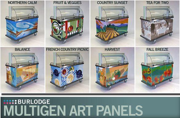 Burlodge Panel Collection