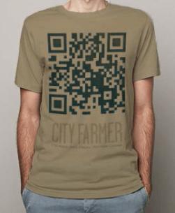 2. Madison Tuff: QR Garden T-Shirt