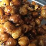 noisette fruit sec caramélisé