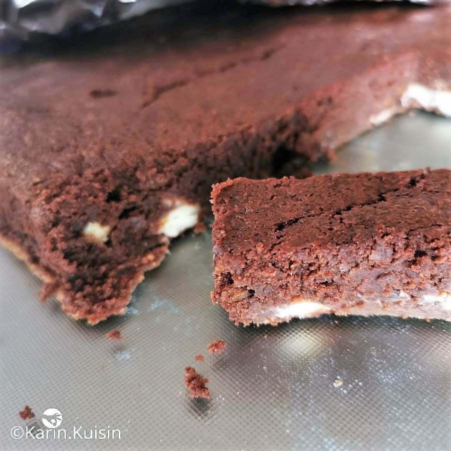 brownie chocolat levain
