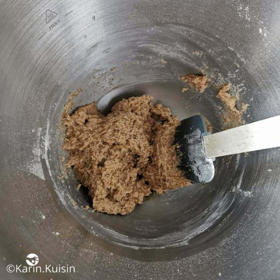 appareil cake mélanger