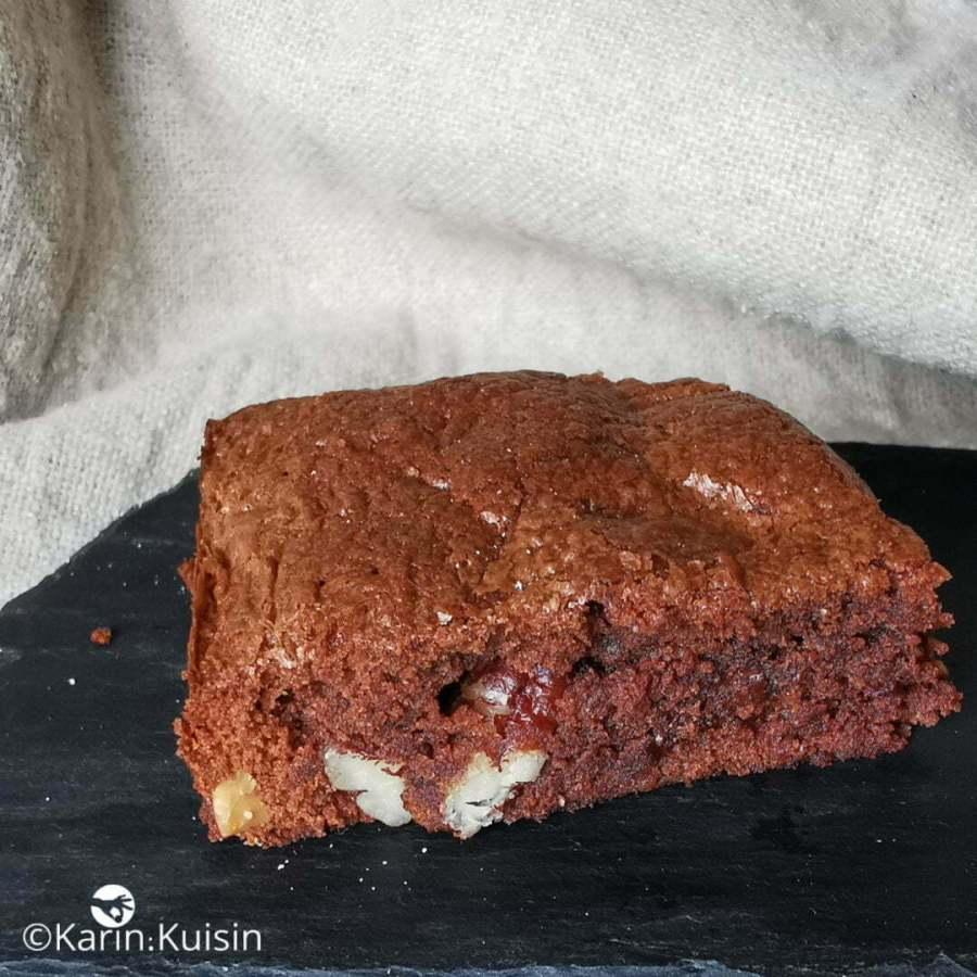 brownie François Daubinet final découpe