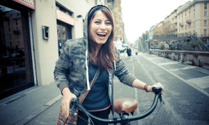 Momentum Magazine: Can Biking Make You Happy?