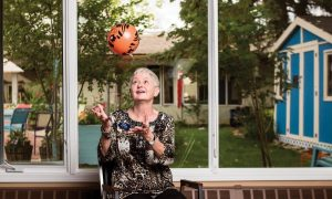 Dementia Connections: The Healing Power of Laughter Yoga