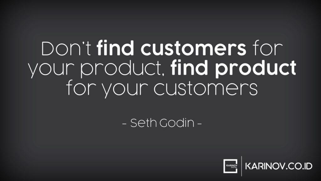 cari konsumen produk anda