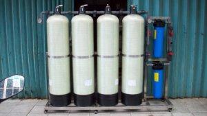 mesin depot air minum