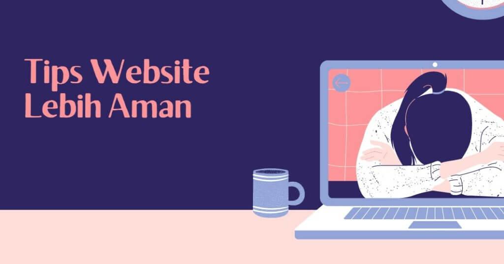 Tips Web Lebih Aman